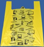 Электроника - пакет майка ПНД, оптовая цена