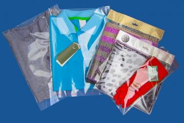 пакеты для одежды БОПП фото