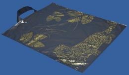 Леопард - ПВД пакет с ручкой петля