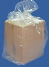 пакет для мусоора 30 литров прозрачный